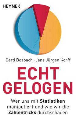 Echt gelogen von Bosbach,  Gerd, Korff,  Jens Jürgen