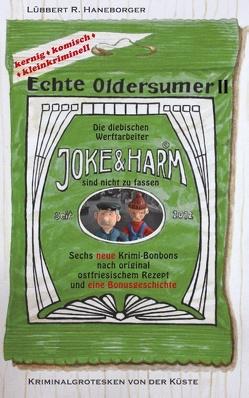 Echte Oldersumer II von Haneborger,  Lübbert R.