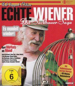 Echte Wiener 1: Die Sackbauer Saga von Burkard,  Ingrid, Merkatz,  Karl, Rott,  Klaus