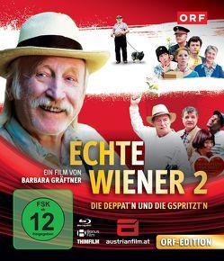 Echte Wiener 2: Die Deppat'n und die Gspritzt'n von Burkard,  Ingrid, Merkatz,  Karl, Rott,  Klaus