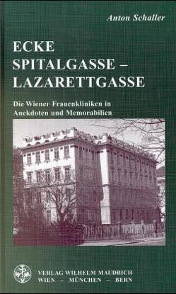 Ecke Spitalgasse – Lazarettgasse von Schaller,  Anton