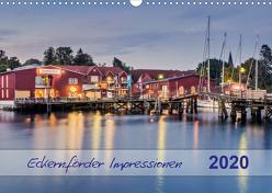 Eckernförder Impressionen (Wandkalender 2020 DIN A3 quer) von Kolfenbach,  Klaus