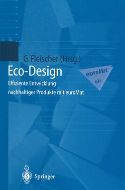 Eco-Design von Becker,  J., Braunmiller,  U., Fleischer,  Günter, Klocke,  F., Klöppfer,  W., Michaeli,  W.