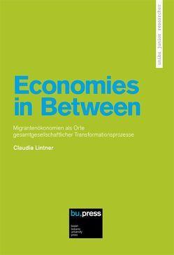 Economies in Between von Lintner,  Claudia