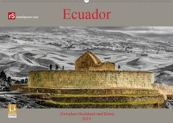 Ecuador 2019 Zwischen Hochland und Küste (Wandkalender 2019 DIN A2 quer) von Bergwitz,  Uwe