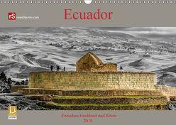 Ecuador 2019 Zwischen Hochland und Küste (Wandkalender 2019 DIN A3 quer) von Bergwitz,  Uwe