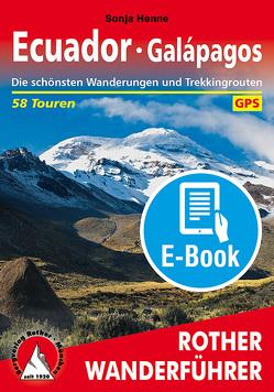 Ecuador – Galápagos (E-Book) von Henne,  Sonja
