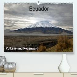 Ecuador – Regenwald und Vulkane (Premium, hochwertiger DIN A2 Wandkalender 2021, Kunstdruck in Hochglanz) von Akrema-Photography, Neetze