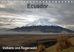 Ecuador – Regenwald und Vulkane (Tischkalender 2019 DIN A5 quer) von Akrema-Photography, Neetze
