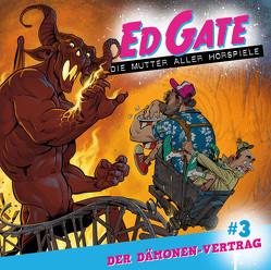 Ed Gate – Folge 03 von Jäger,  Simon, Kassel,  Dennis, Nathan,  David