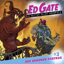 Ed Gate – Folge 03 von Berg,  Rolf, Jäger,  Simon, Kassel,  Dennis, Koch,  Michael-Che, Malmsheimer,  Jochen, Nathan,  David