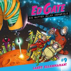 Ed Gate – Folge 09 von Jäger,  Simon, Kassel,  Dennis, Nathan,  David
