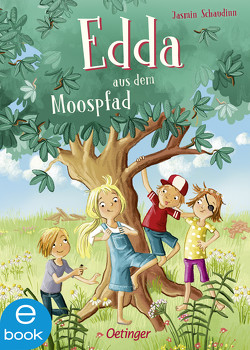 Edda aus dem Moospfad 1 von Hardt,  Iris, Schaudinn,  Jasmin
