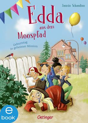 Edda aus dem Moospfad 2 von Hardt,  Iris, Schaudinn,  Jasmin