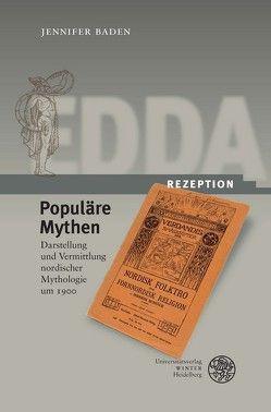 Edda-Rezeption / Populäre Mythen von Baden,  Jennifer