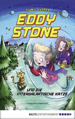 Eddy Stone und die intergalaktische Katze von Cherry,  Simon