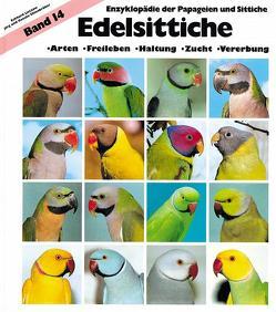 Edelsittiche von Ehlenbröker,  Jörg, Ehlenbröker,  Renate, Lietzow,  Eckhard