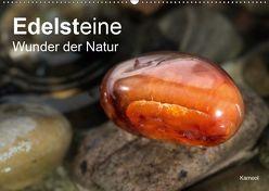 Edelsteine. Wunder der Natur (Wandkalender 2019 DIN A2 quer) von calmbacher,  Christiane