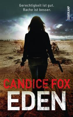 Eden von Burger,  Anke Caroline, Fox,  Candice