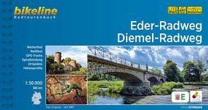 Eder-Radweg • Diemel-Radweg