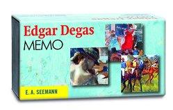Edgar Degas. Memo
