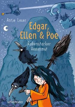 Edgar, Ellen & Poe von Leser,  Antje