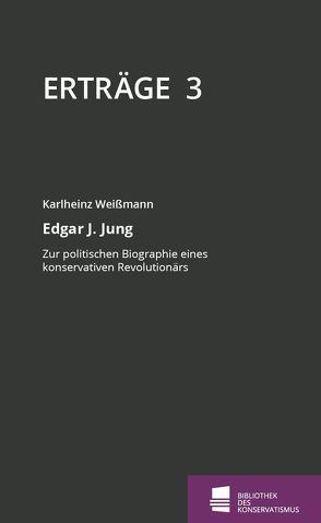 Edgar J. Jung von Neuhaus,  Patrick, Weissmann,  Karlheinz