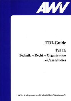 EDI-Guide: Teil II von Aufermann,  Thomas, Bunde,  F, Dorner,  H