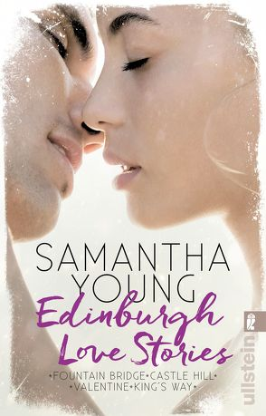 Edinburgh Love Stories von Bader,  Nina, Uplegger,  Sybille, Young,  Samantha