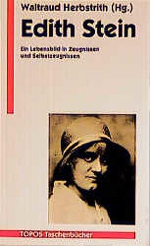 Edith Stein von Herbstrith,  Waltraud