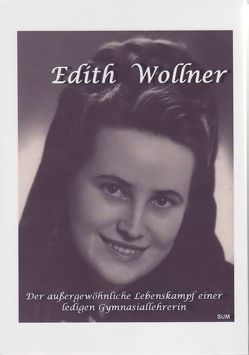 Edith Wollner von Wollner,  Edith