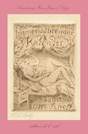 edition de l`oeil, www.aspasia.de / Immerwährender Kalender von Döpp,  Hans-Jürgen