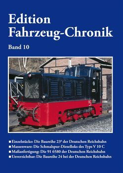 Edition Fahrzeug-Chronik von Endisch,  Dirk