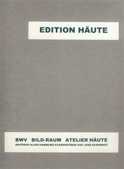 Edition Häute Sammelmappe von Jochimsen,  Lisa, Jochimsen,  Peter, Späth,  Holger, Windhaus,  Falko