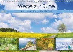 Edition Naturwunder: Grandiose Natur (Wandkalender 2018 DIN A4 quer) von CALVENDO,  k.A.