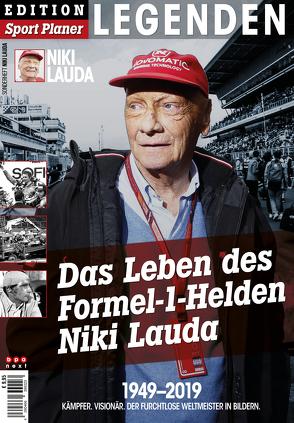 Edition Sport Planer: Das Leben des Formel-1-Helden Niki Lauda von Buss,  Oliver