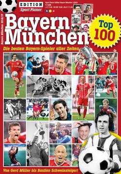 Edition Sportplaner – Bayern München von Buss,  Oliver