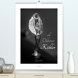 Edle Oldtimer Kühler (Premium, hochwertiger DIN A2 Wandkalender 2020, Kunstdruck in Hochglanz) von Ehrentraut,  Dirk