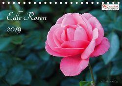 Edle Rosen (Tischkalender 2019 DIN A5 quer) von Rohwer,  Klaus