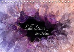 Edle Steine im Fokus (Tischkalender 2019 DIN A5 quer) von u.a.,  KPH