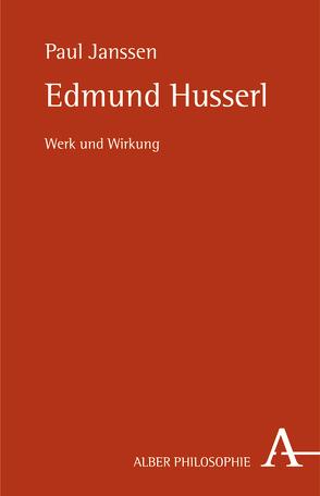 Edmund Husserl von Janssen,  Paul