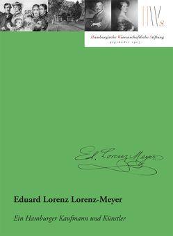 Eduard Lorenz Lorenz-Meyer von Gerhardt,  Johannes