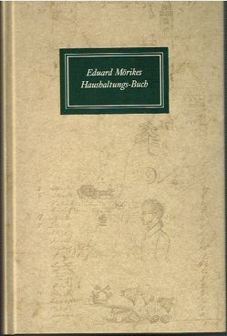 Eduard Mörikes Haushaltungs-Buch von Bausinger,  Hermann, Simon,  Hans U