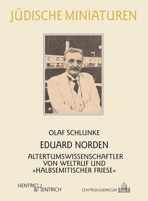 Eduard Norden von Schlunke,  Olaf