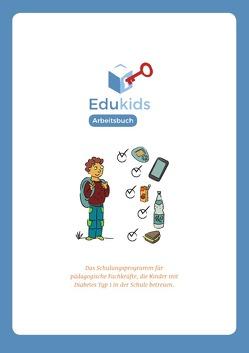 Edukids Arbeitsbuch von Projektgruppe,  Edukids