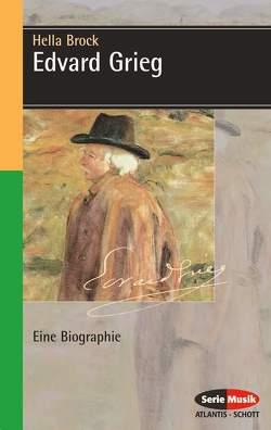 Edvard Grieg von Brock,  Hella