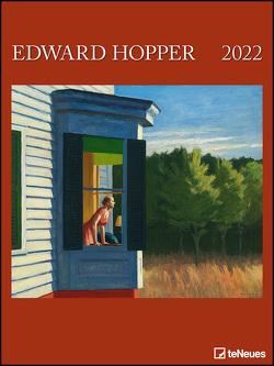 Edward Hopper 2022 – Kunst-Kalender – Poster-Kalender – 48×64 von Hopper,  Edward