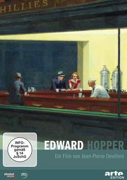 Edward Hopper von Devillers,  Jean-Pierre