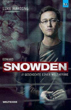 Edward Snowden von Harding,  Luke, Hoff,  Henning, Seeling,  Luisa