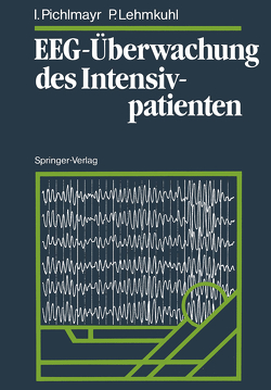 EEG-Überwachung des Intensivpatienten von Lehmkuhl,  Peter, Pichlmayr,  Ina